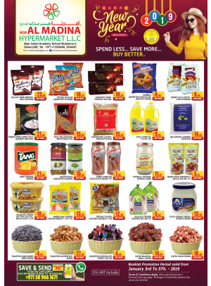 New Year Big Deals - Muhaisnah 4