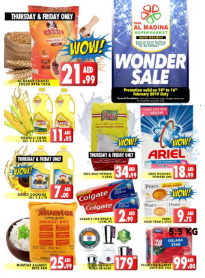 Wonder Sale - National Paints