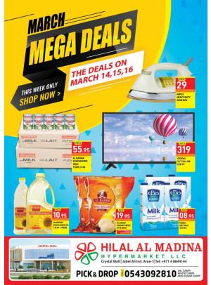 March Mega Deals - Crystal Mall Jebel Ali1