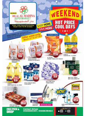 Weekend Hot Deals - National Paints