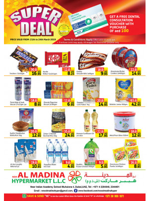 Super Deals - Muhaisnah 4