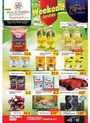 Weekend Savers - National Paints