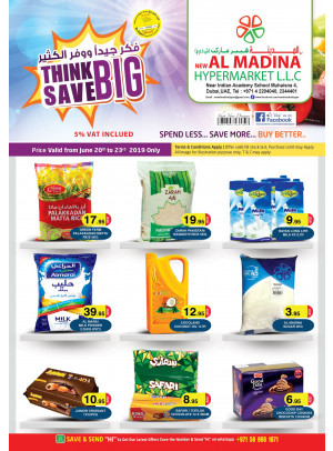 Think Big, Save Big - Muhaisnah 4