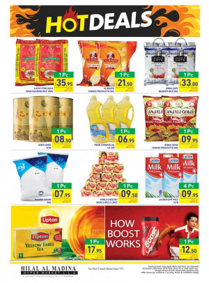 Hot Deals - Crystal Mall, Jebel Ali 1