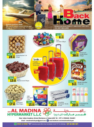 Back To Home Offers - Muhaisnah 4