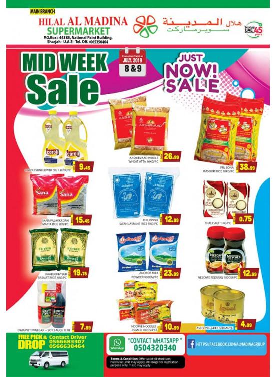 Midweek Sale - National Paints