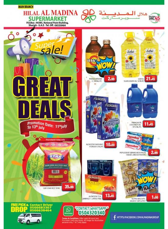 Great Deals - National Paints