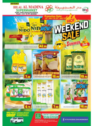 Hot Weekend Sale - National Paints