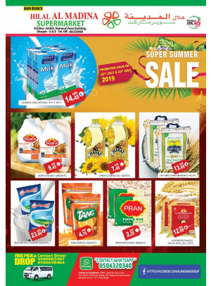Super Summer Sale - National Paints