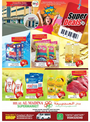 Super Deals - National Paints