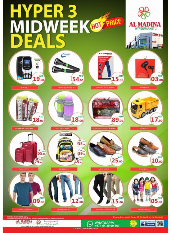 Midweek Deals - Muhaisnah 2