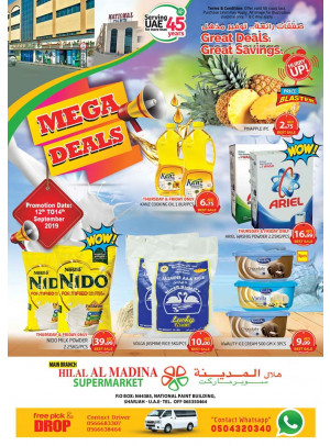 Mega Deals - National Paints