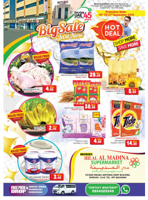 Big Sale - National Paints