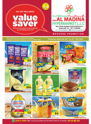 Value Saver - Muhaisnah 4