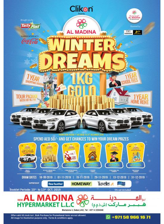 Winter Dreams - Muhaisnah 4