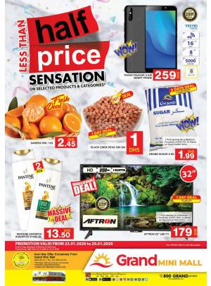 Less Than Half Price - Grand Mini Mall