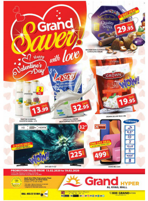 Grand Saver - Grand Hyper Al Khail Mall