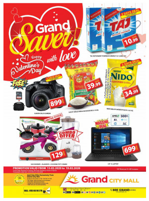 Grand Saver- Grand City Mall