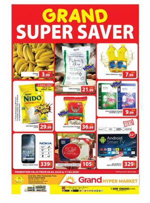 Grand Super Saver - Grand Hypermarket Jebel Ali