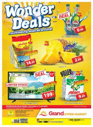 Wonder Deals - Grand Hypermarket Jebel Ali