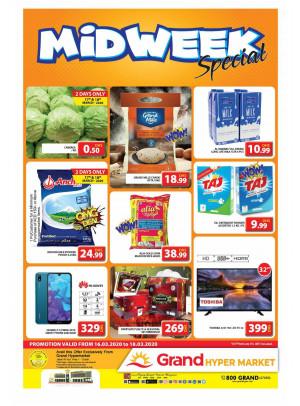 Midweek Special Offers - Grand Hypermarket Jebel Ali