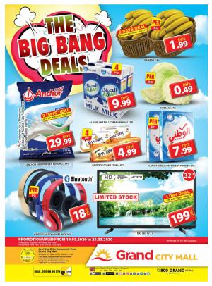 The Big Bang Deals - Grand City Mall