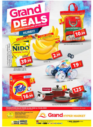 Grand Deals - Grand Hypermarket Jebel Ali