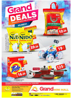Grand Deals - Grand Mini Mall