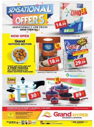 Sensational Offers - Grand Hyper Muhaisnah