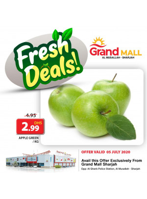 Fresh Deals - Grand Mall Sharjah