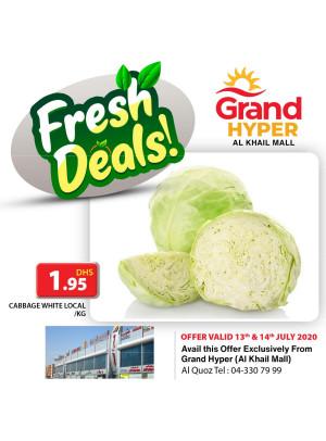 Fresh Deals - Grand Hyper Al Khail Mall