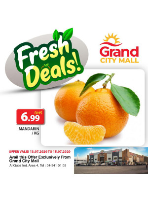 Fresh Deals - Grand City Mall