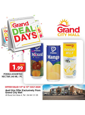 Grand Deal Days - Grand City Mall