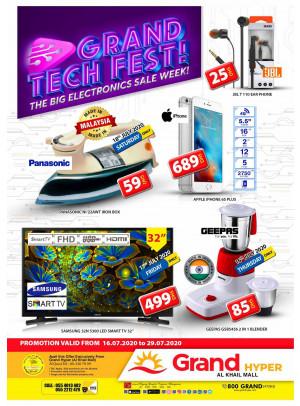 Grand Tech Fest - Grand Hyper Al Khail Mall