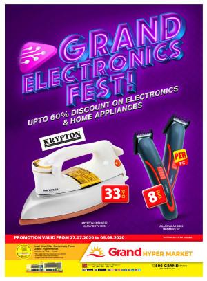 Grand Electronics Fest - Grand Hypermarket Jebel Ali
