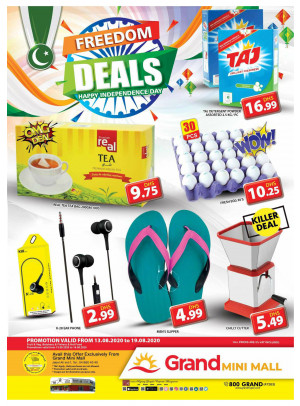 Freedom Deals - Grand Mini Mall