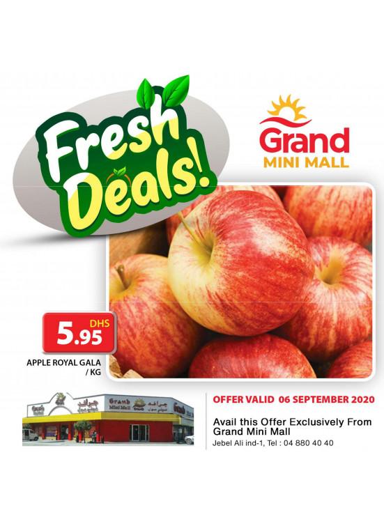 Fresh Deals - Grand Mini Mall