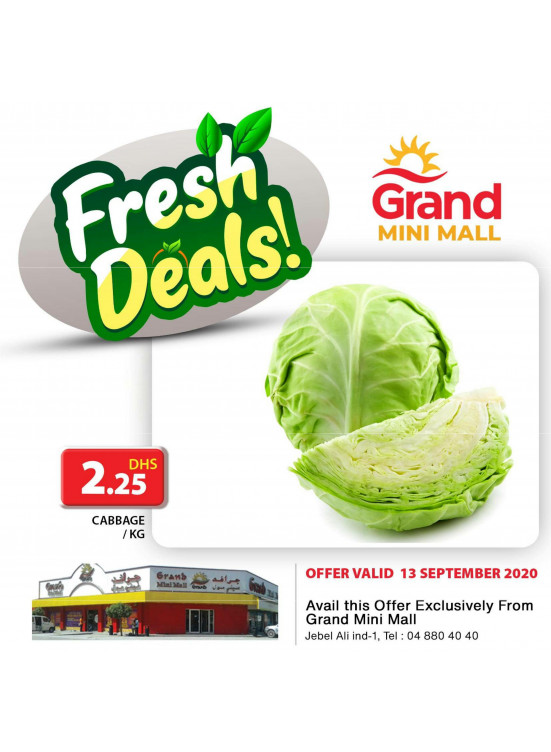 Fresh Deals - Grand Mini Mall