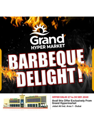Babeque Delight - Grand Hypermarket Jebel Ali