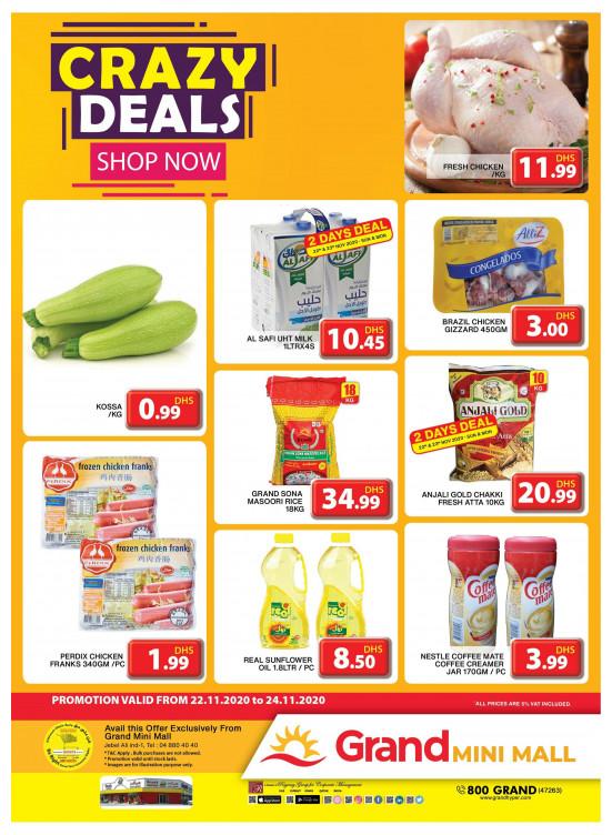 Crazy Deals - Grand Mini Mall