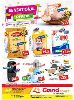 Sensational Offers - Grand Hyper Al Khail Mall