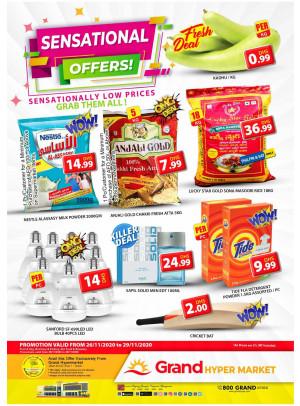Sensational Offers - Grand Hypermarket Jebel Ali