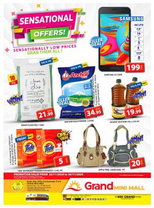 Sensational Offers - Grand Mini Mall