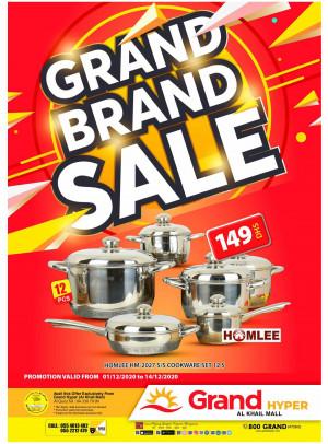 Grand Brand Sale - Grand Hyper Al Khail Mall