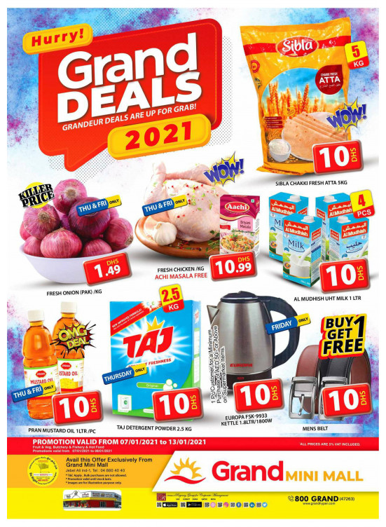 Grand Deals - Grand Mini Mall