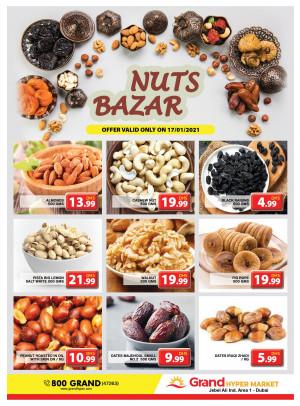 Nuts Bazar - Grand Hypermarket Jebel Ali