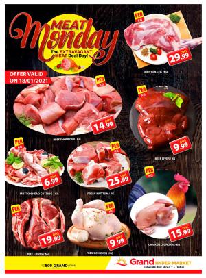 Meat Monday - Grand Hypermarket Jebel Ali