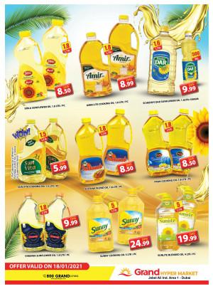 Oil & Rice Fest - Grand Hypermarket Jebel Ali