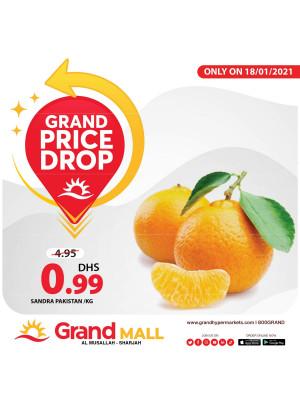 Grand Price Drop - Grand Mall Sharjah