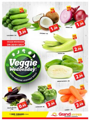 أربعاء الخضروات - جراند هايبر محيصنة
